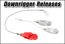 Downrigger Releases